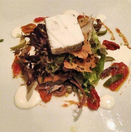 Scaramouche Restaurant: Goat Cheese