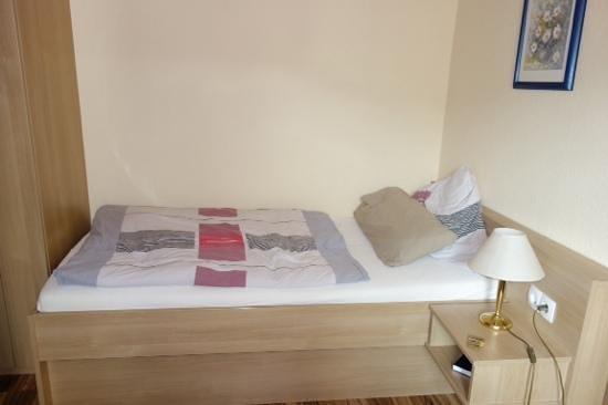 Hotel Sonnenhof: bed