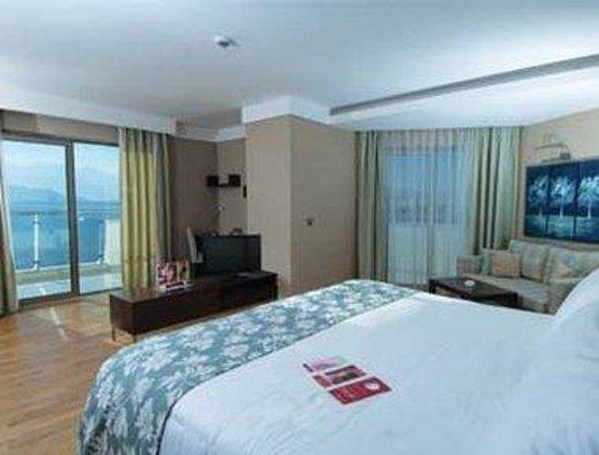 Ramada Plaza Antalya: Guest Room