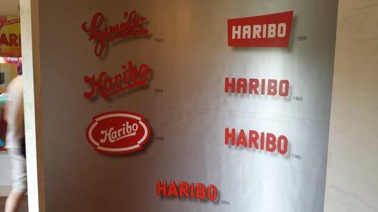 Haribo Museum : logo
