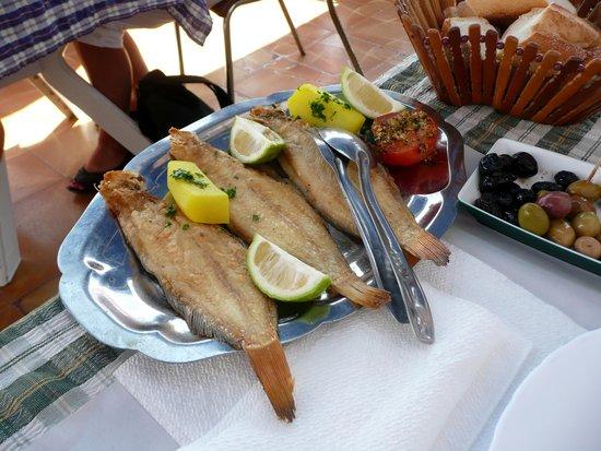 bab laachour: Pescado fresco