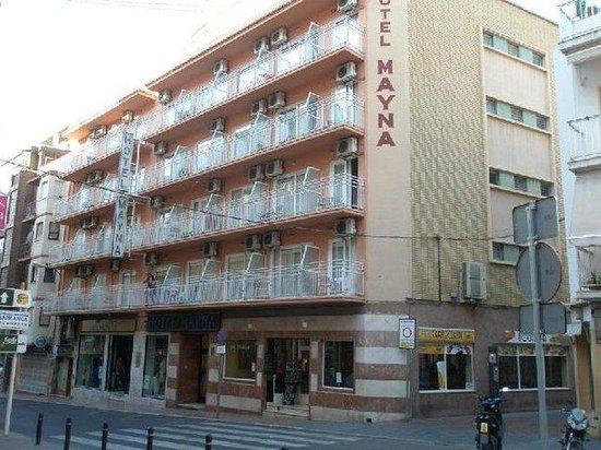Hotel Mayna: Exterior