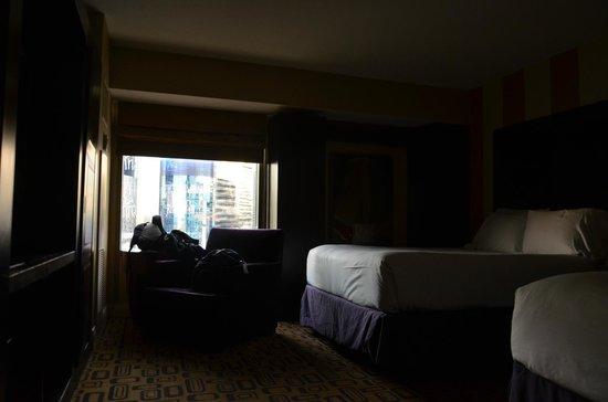 Planet Hollywood Resort & Casino: HABITACIÓN DOBLE ESTÁNDAR TWIN