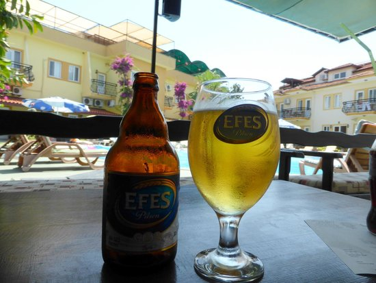 Metin Hotel : drinks