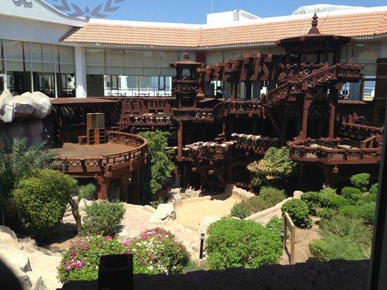 Sheraton Sharm Hotel, Resort, Villas & Spa: Where the hotel entertainment is held