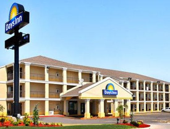 Days Inn Oklahoma City/Moore: Welcome To The Days Inn Oklahoma City