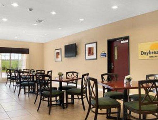 Days Inn Rockdale Texas: Breakfast Area