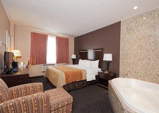 Comfort Inn & Suites Ozone Park: room