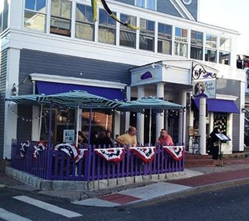 The Purple Feather Cafe & Treatery: Purple Feather cafe & Treatery July 4th Week