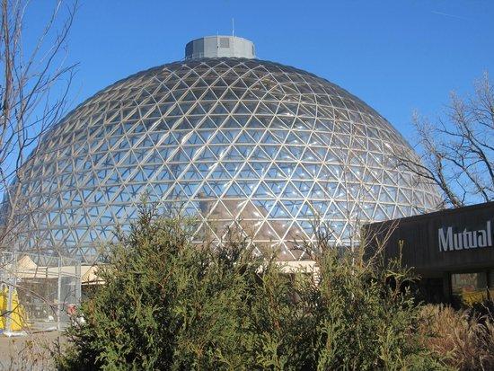 Henry Doorly Zoo: dome