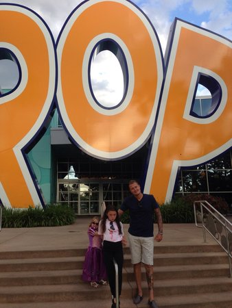 Disney's Pop Century Resort: best holiday ever