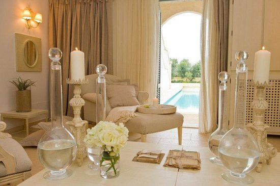 Borgo Egnazia : Soggiorno Villa