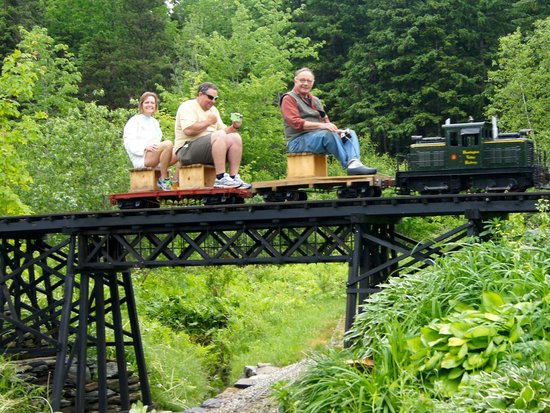 Windekind Farm: Mark's Trains