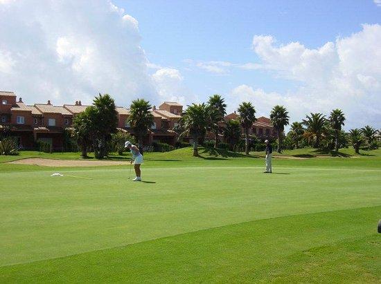 ILUNION Tartessus Sancti Petri Hotels: Campo De Golf