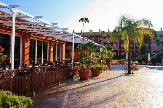ILUNION Tartessus Sancti Petri Hotels: Bar Terraza