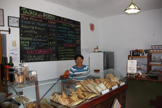 Panaderia Italiana de Mosoq Runa: Bakery