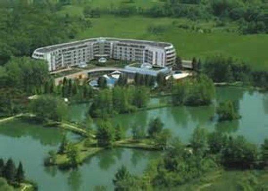 Spirit Hotel Thermal Spa: 飯店全景