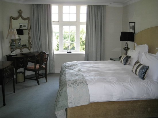 Champneys Forest Mere: room