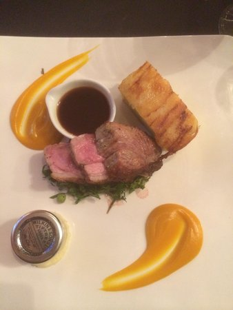 Porto Restaurant: Lamb was perfect