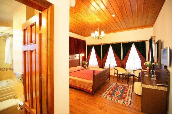 Mediterra Art Hotel : Oda