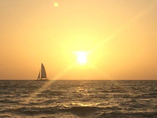 Clearwater Beach : Sunset!! June 2014