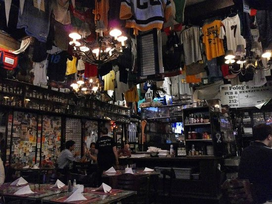Foley's Pub & Restaurant: Foley's NYC