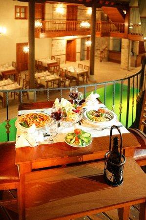 Mediterra Art Hotel : Restorant