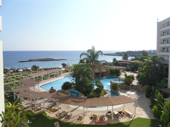 Capo Bay Hotel: View from room