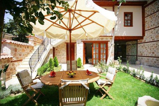 Mediterra Art Hotel : On Bahce