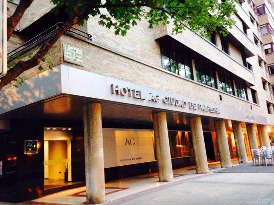 AC Hotel Ciudad de Pamplona: AC Ciudad de Pamplona