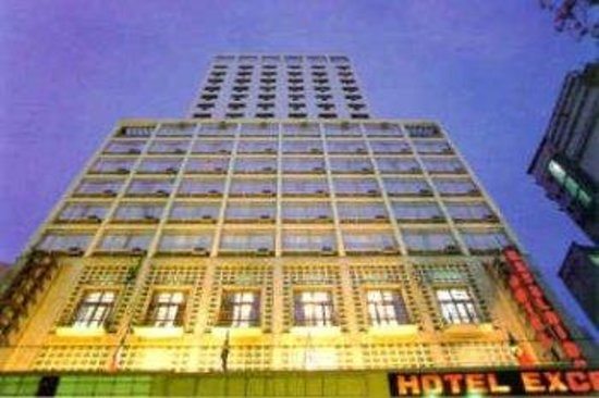 Hotel Excelsior Sao Paulo: Hotel Excelsior Ext