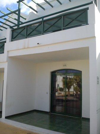 Lanzarote Palm: Fachada