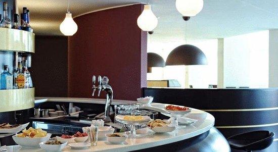 Lounge Bar iH Hotels Roma Z3
