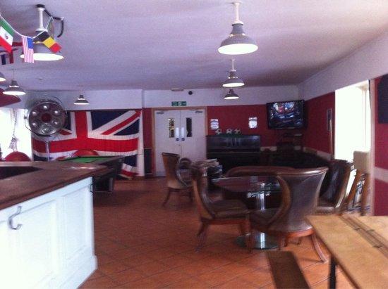 Palmers Lodge Hillspring: Bar