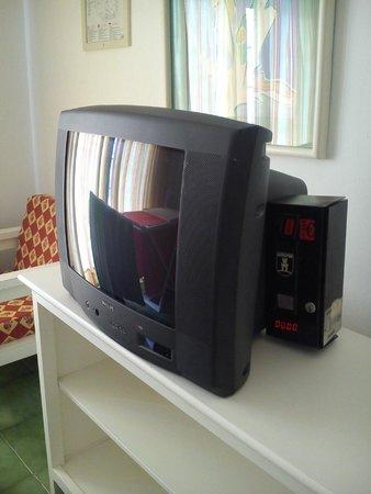 Lanzarote Palm: Televisión