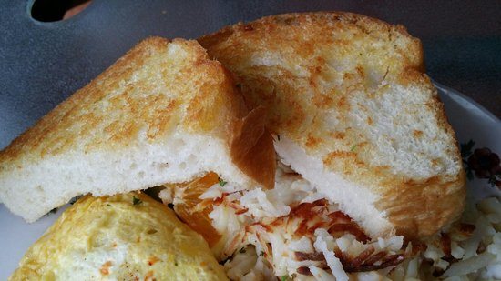 Wildflower Grill: Toast heaven