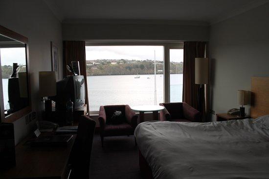 Trident Hotel Kinsale: very nice