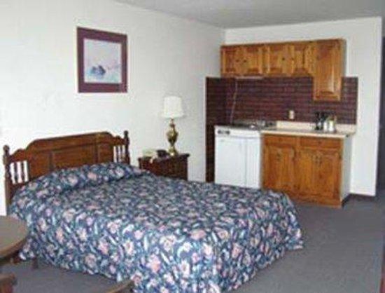 White Birches Motel: Queen Efficiency