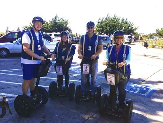 Electric Tour Company Segway Tours: North Beach Area