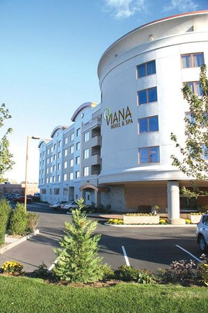 Viana Hotel & Spa, BW Premier Collection: Exterior Shot