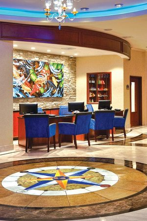 Viana Hotel & Spa: Reception