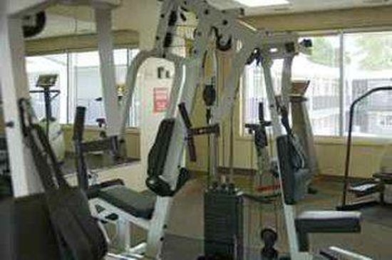 Carlton Inn Midway: Fitness Center: Chicago Midway Hotel