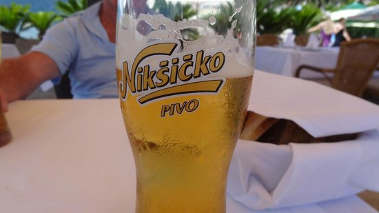 Conte Hotel Restaurant: Local beer