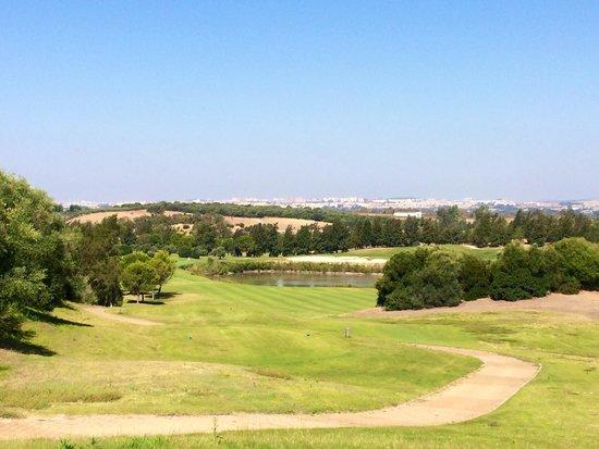 Barcelo Montecastillo Golf : Beautiful course