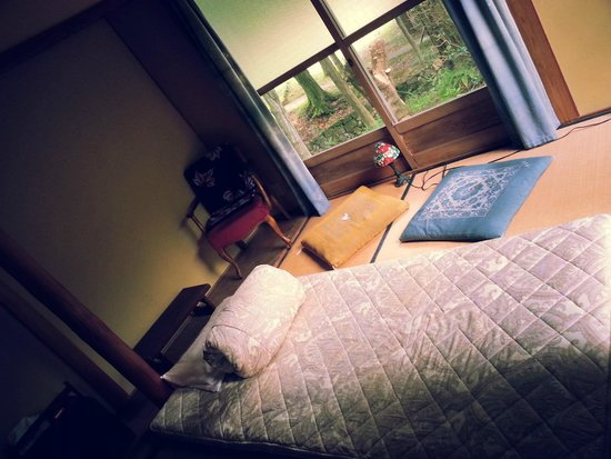 Yumesaki-tei: Room