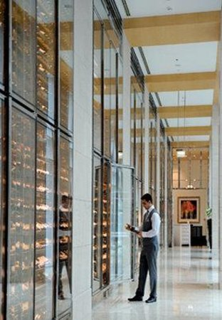 The Ritz-Carlton, Dubai International Financial Centre: Interior