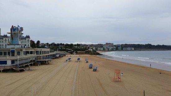 Silken Rio Hotel: Playa del Sardinero (Santander)