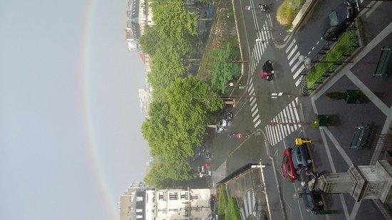 BEST WESTERN De Neuville : view