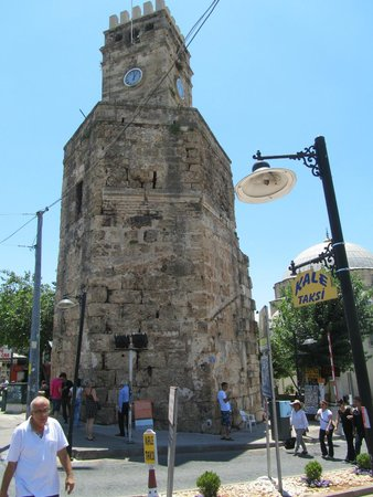 Antalya Saat Kulesi : De Klokkentoren