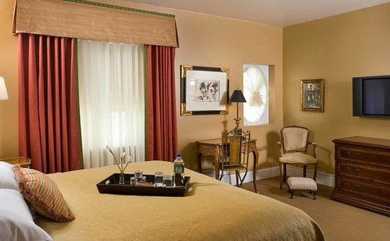 Rittenhouse 1715, A Boutique Hotel: Standard Room